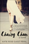 Chasing Chaos Front Cover outlined